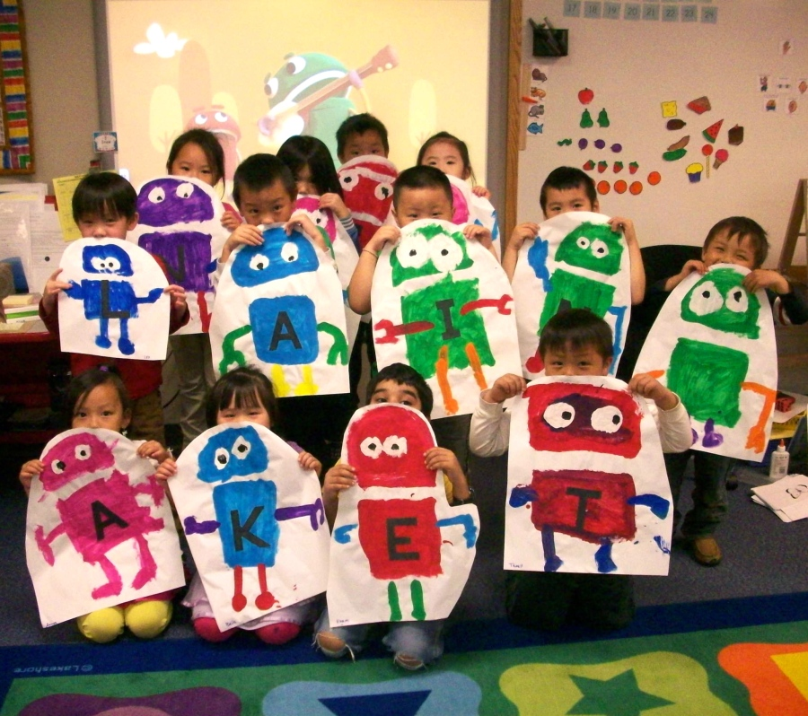 Mary's class LOVES StoryBots!