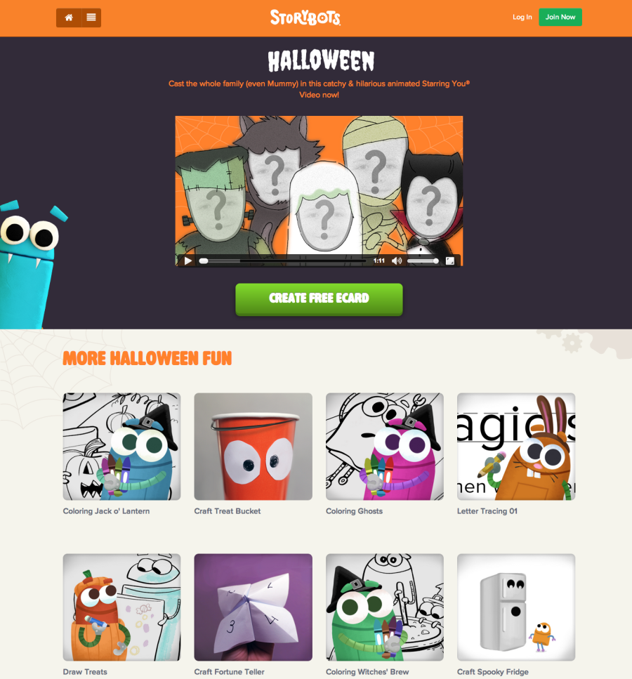 Happy Hallo-wallo-ween! – StoryBots Blog