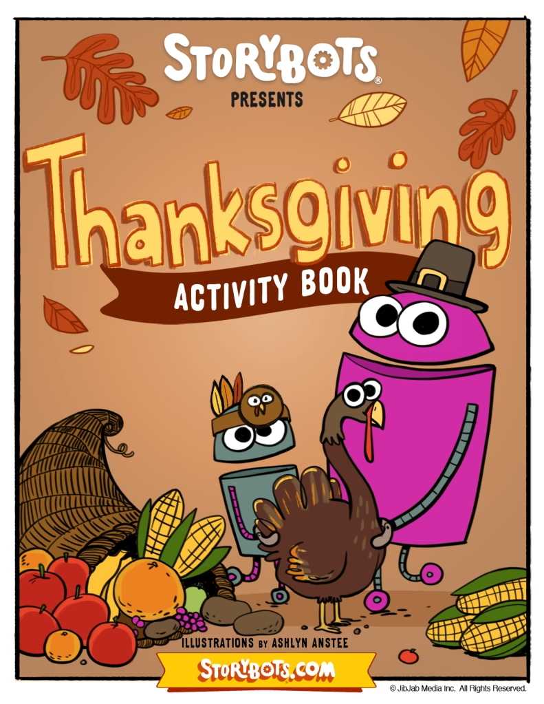 thanksgiving – StoryBots Blog