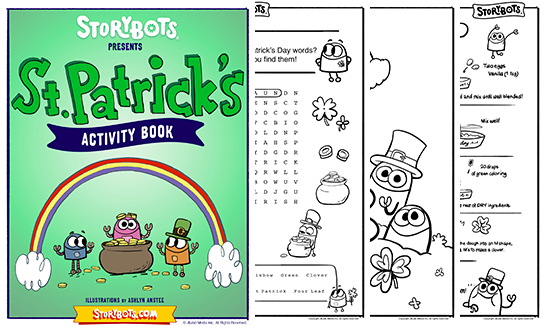 st_pattys_activity_book_graphic