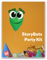 StoryBots Party Kit with Shadow