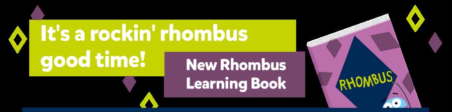 Rhombus Banner