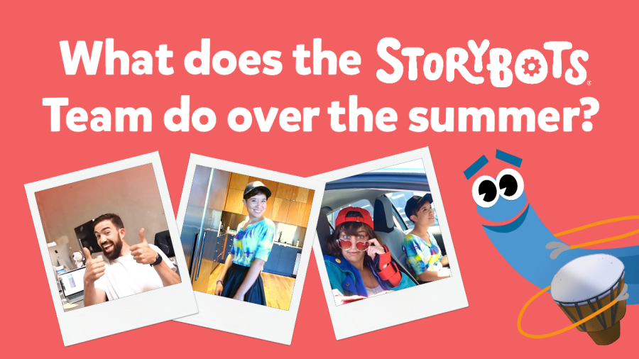 storybots summer