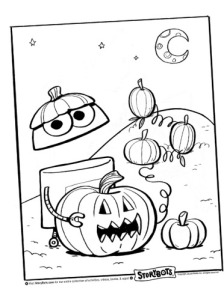 storybots coloring pages printable – StoryBots Blog storybots coloring pages