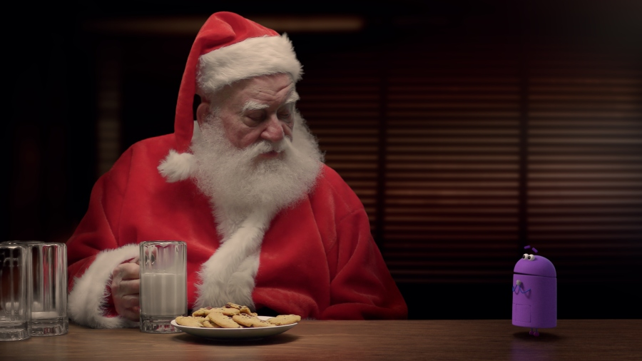 A StoryBots Christmas (Ed Asner as Santa Claus)